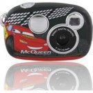 McQueen Kliq Fun LCD Screen 1.3MP Childrens Digital Camera (Black)