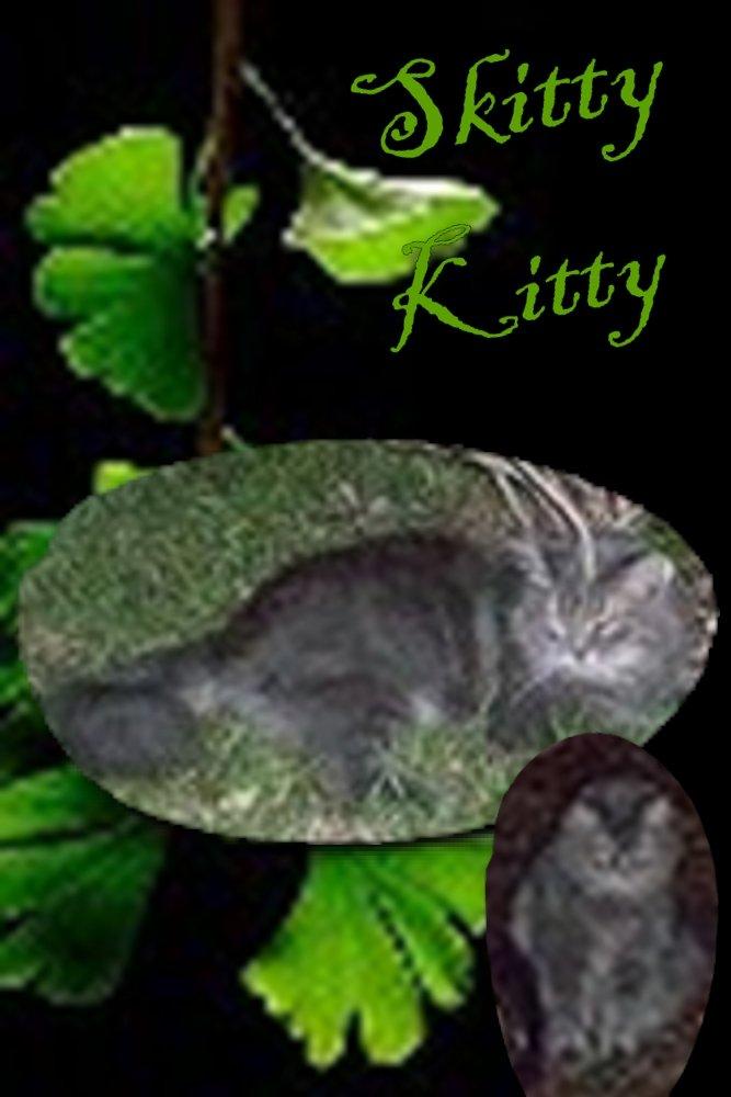 Animals Skitty Template 4 x 6