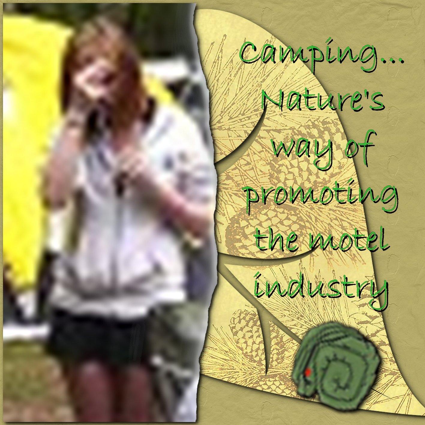 Camping R Leaf 8.5 x 8.5