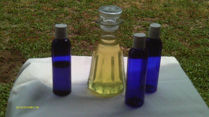 Head to Toe Body Oils 4oz bottle