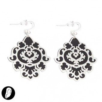 (3 pezzi/pcs.) Orecchini - EARRINGS - MOD. SI326273