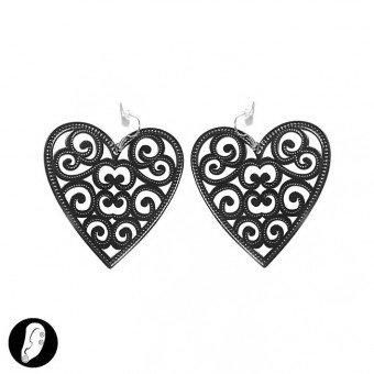 (6 pezzi/pcs.) Orecchini - EARRINGS - MOD. SI309409