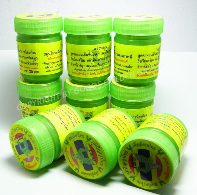 9PCS VERY FAMOUS ORIGINAL THAI HERBAL INHALANT MASSAGE5