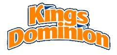 (4) Kings Dominion Park Tickets - $231.96 Value!!!