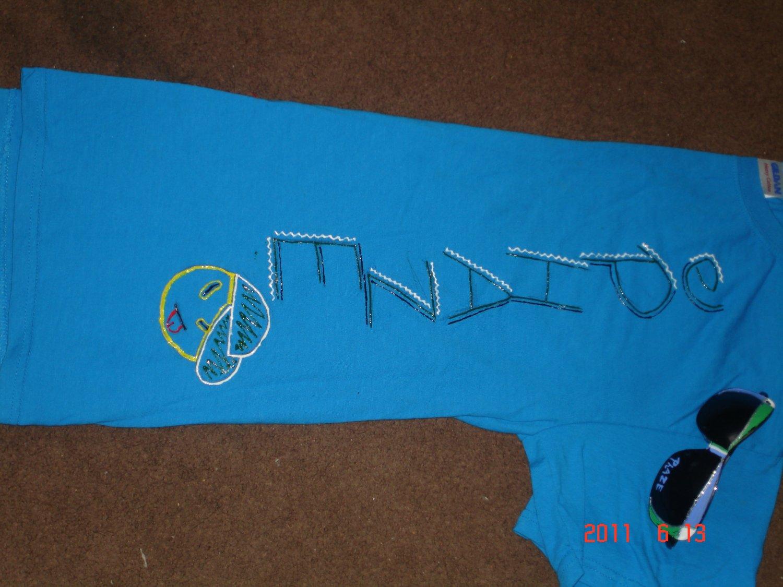 Blue EPhaze Logo Shirt
