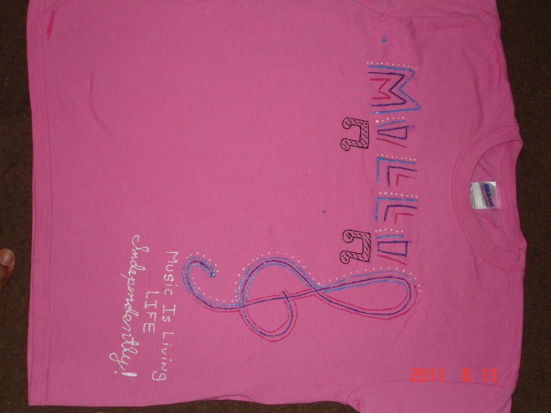Pink Milli Shirt