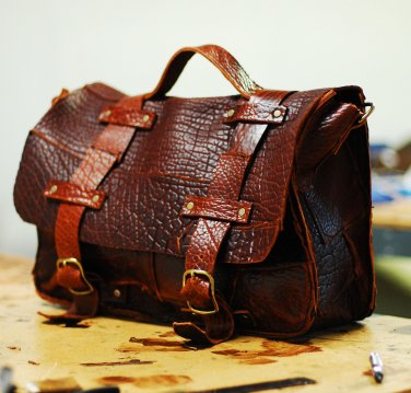 Patchework Leather BAg