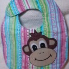 Monkey Bib