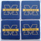University of Michigan Tile Coaster Set