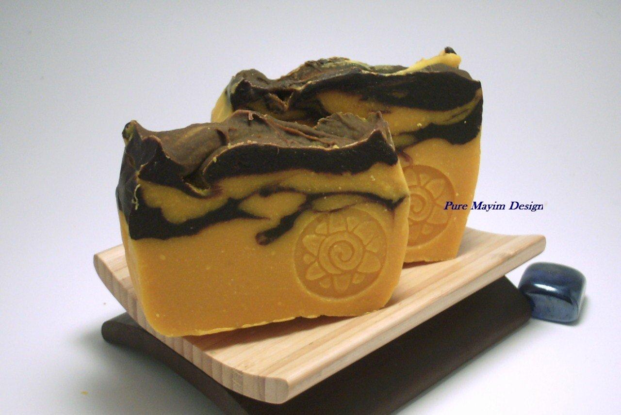Chocolate City Almond Soap