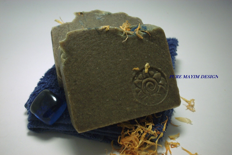 RAFA - Neem Nettle Peppermint Tea Tree Calendula Soap