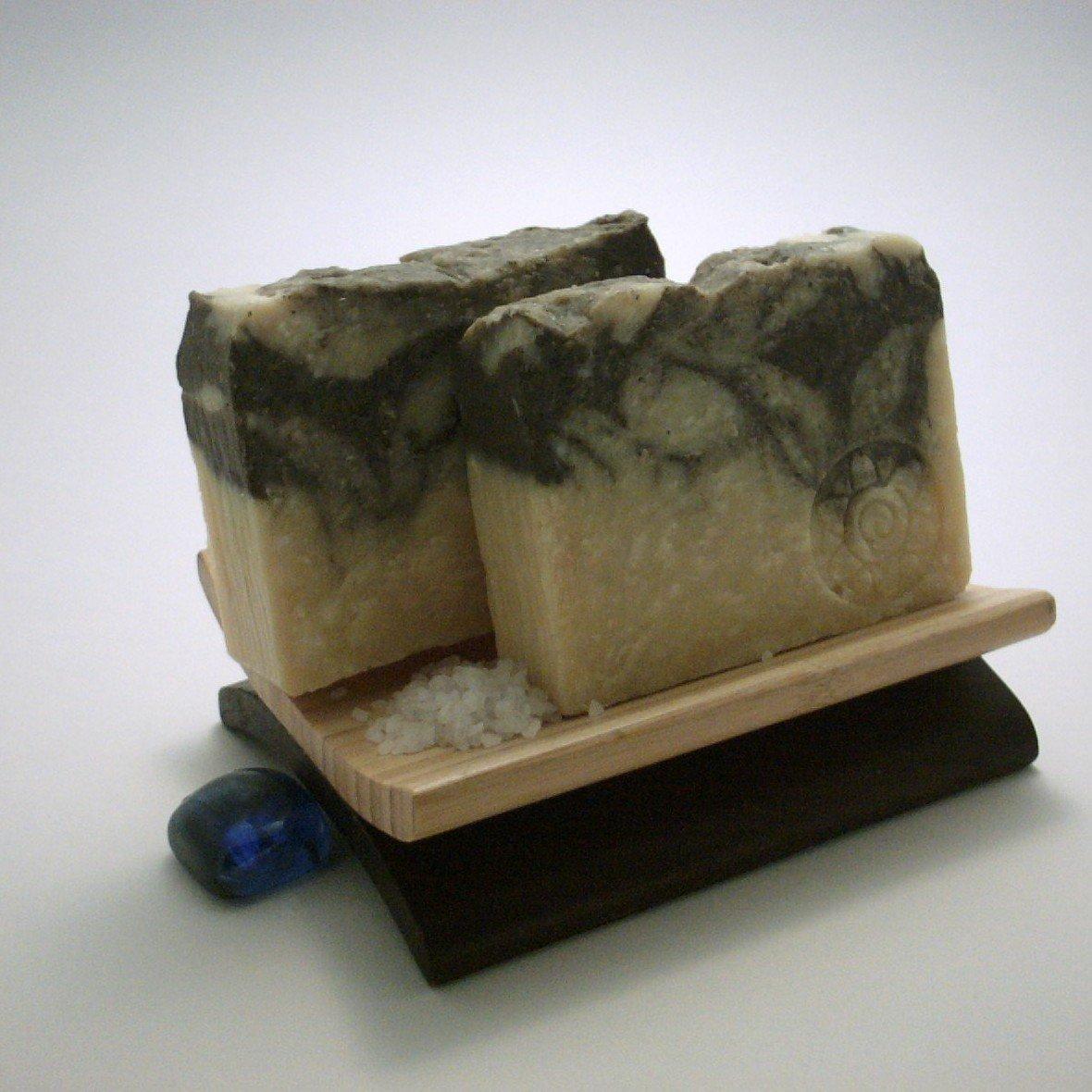HaMelach - Dead Sea Salt - Clay - Soap