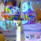Diaper Carriage Cake