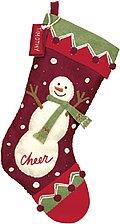 Snowman Cheer