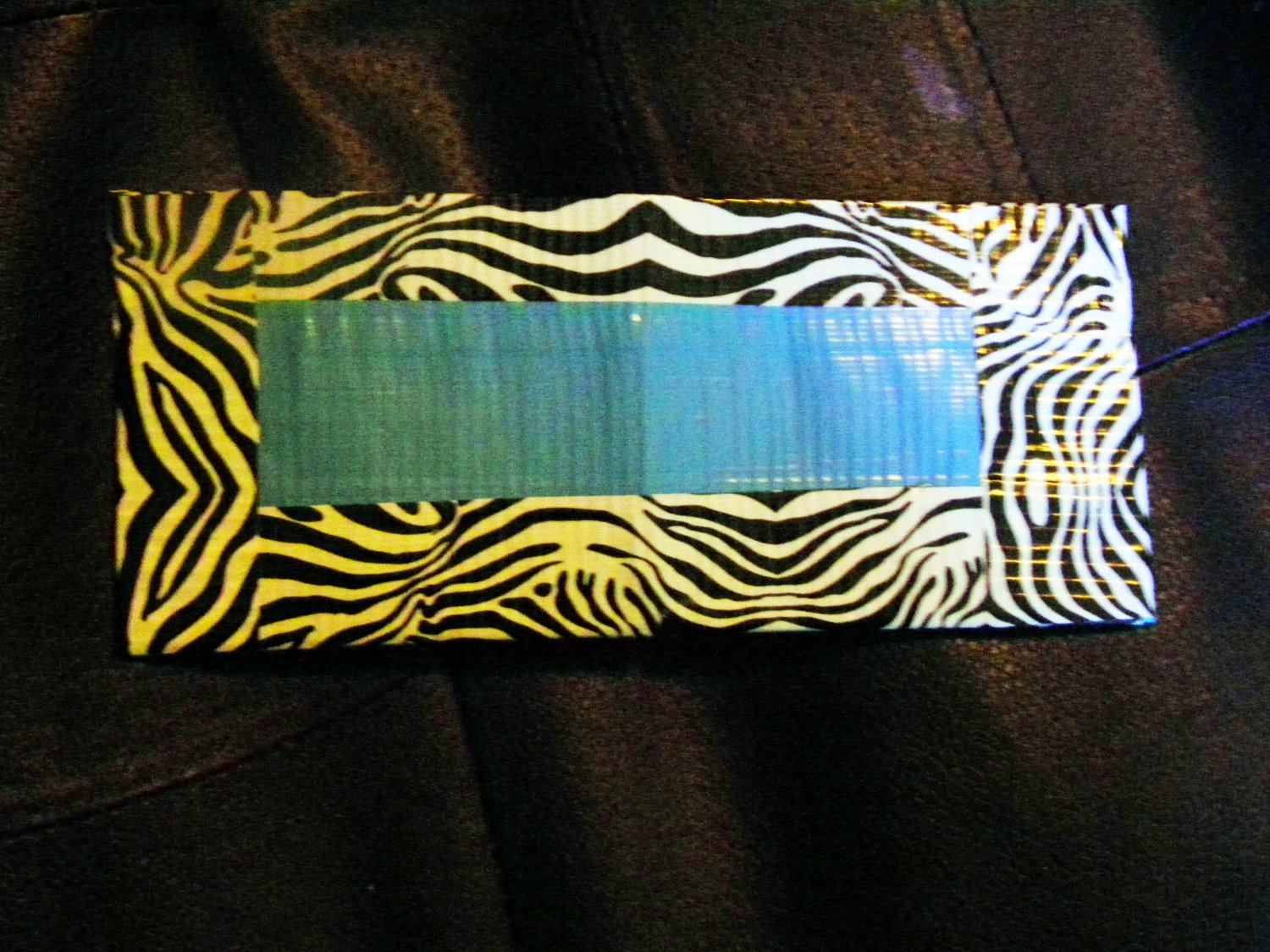 Two Toned Duct Tape Wallet