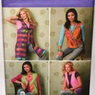 Vest Pattern with Style Variations - Simplicity 4239