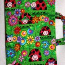 Ladybugs and Flowers Book Cover (Small)