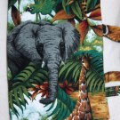 Jungle Elephant Book Cover (Small)