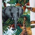Jungle Elephant Book Cover (Small)