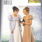 Regency Era Gown Pattern - Butterick 6630