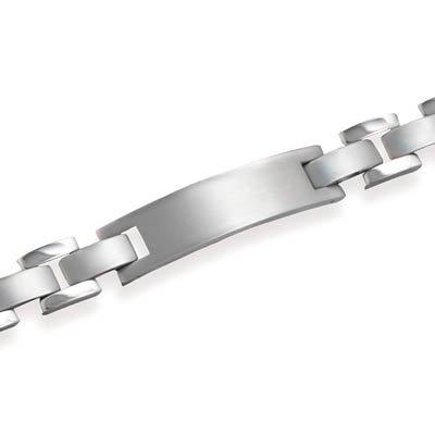 Men's Titanium ID Bracelet