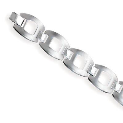 Titanium Open Link Bracelet