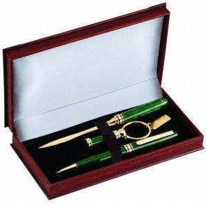Pen Gift Set in Green