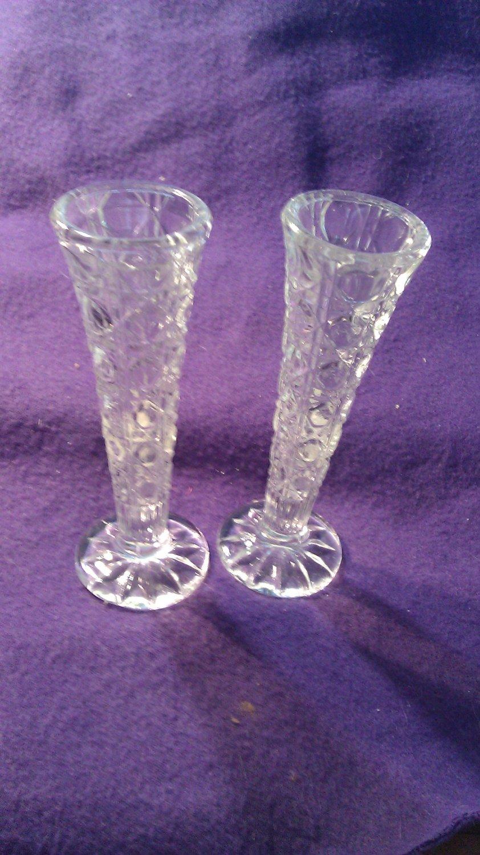 Lead Crystal Vases
