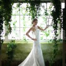 2012 Spaghetti Strap beauty wedding dress 9lover0002