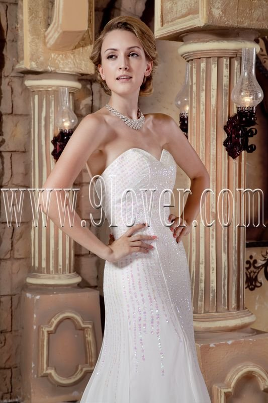Luxurious Beaded Fall 2012 Bridal Gown 5132