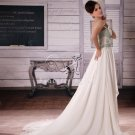 Open Back Bridal Gown Dress PRO9
