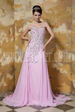 Luxurious Jeweled Floor Length Bridesmaid Dress MT9056