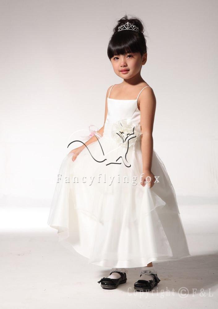 Cute Flower Girl Dress 006