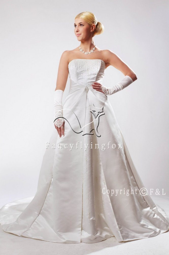 2012 Full Figured Wedding Dresses 2212w