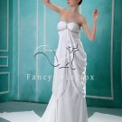 charming sweetheart empire meternity wedding dress F-065