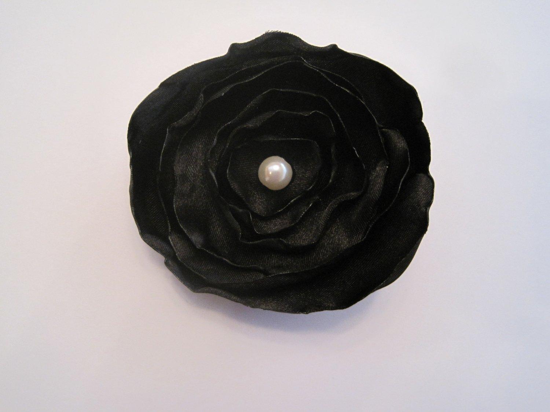 Brown Circle Flower
