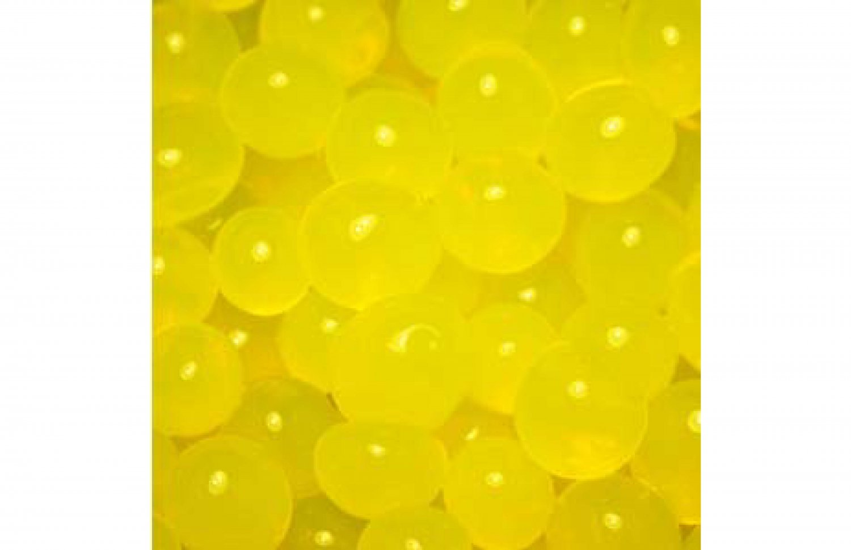 Yellow Water Bead