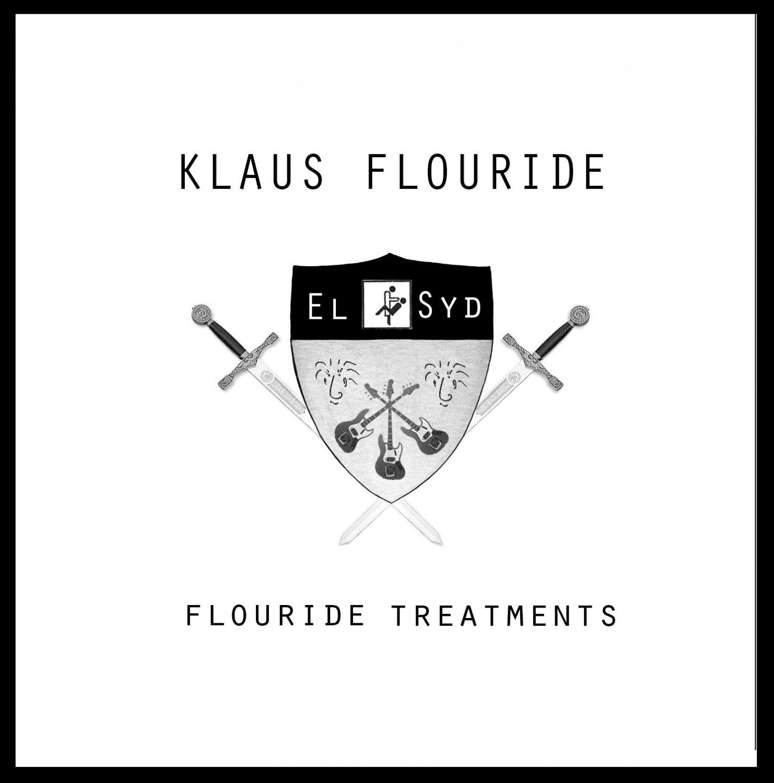El Syd special edition autographed CD - by Klaus Flouride (Dead Kennedys)