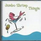 Thingie (1997 surf music CD) - by Jumbo Shrimp/Klaus Flouride (sealed)