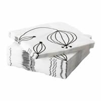 Paper Napkin (Write Pattern)