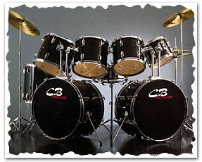 7-piece Drum Kit