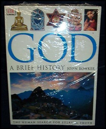 BRAND NEW IN SEALED PACKAGE God by John Westerdale Bowker SOFTCOVER DK BOOK