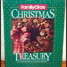 Family Circle Christmas Treasury COOKING + CRAFTS