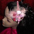 Plush Pink Headband