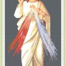 Divine Mercy Pattern Chart Graph