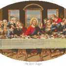 The Last Supper Pattern Chart Graph