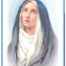 Mother of Sorrows Pattern Chart Graph