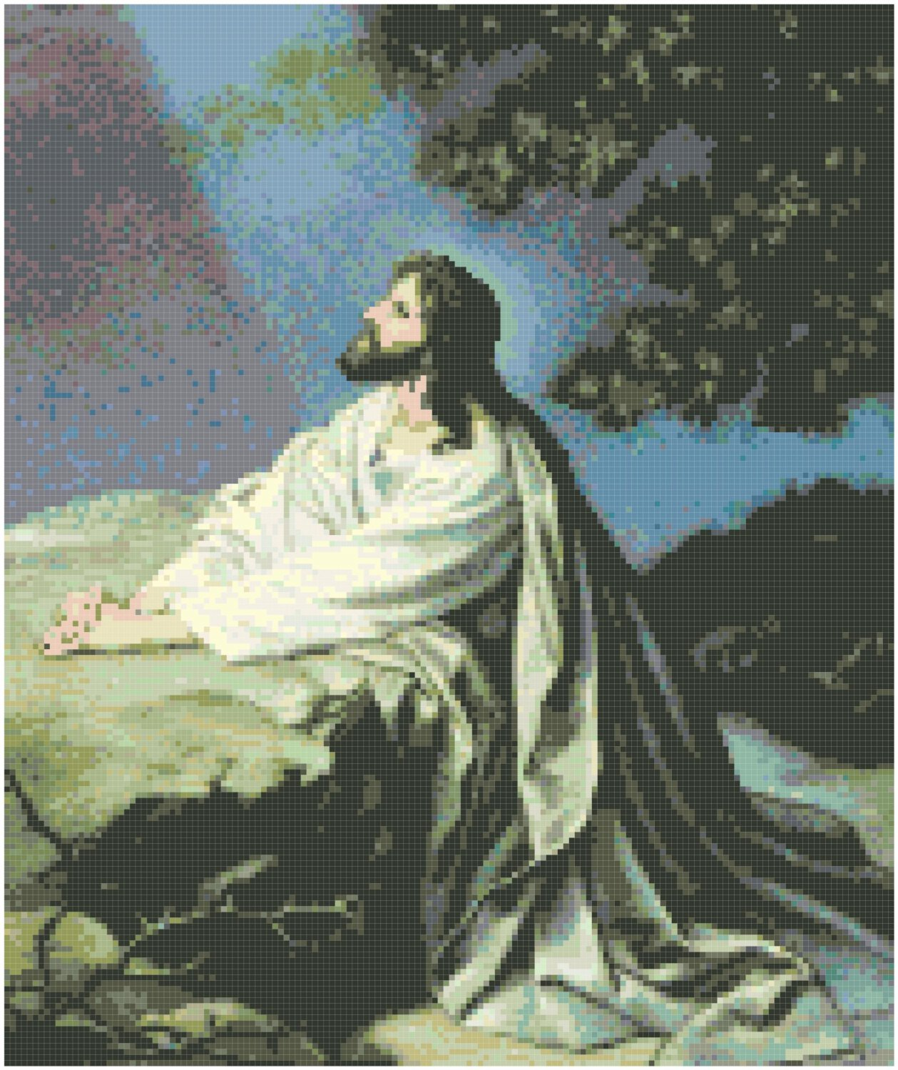 agony of jesus in the garden of gethsemane pdf