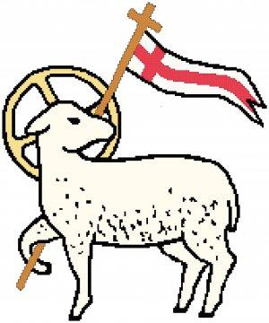Clip Art Lamb Slain