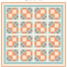 Domino Net Quilt Pattern Chart Graph